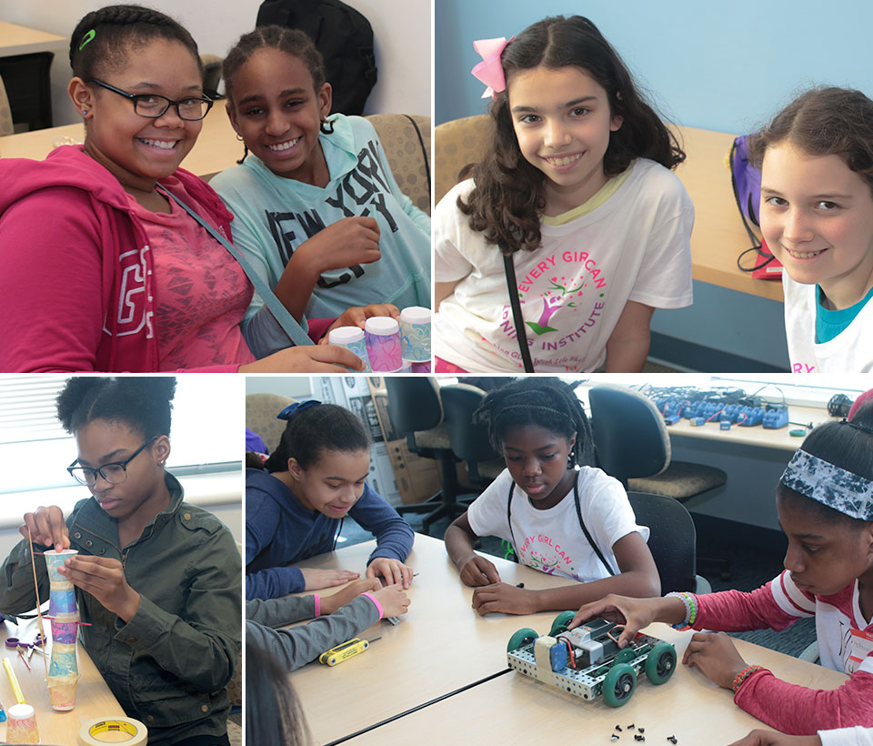 Savvy STEM Girl Enrichment Program